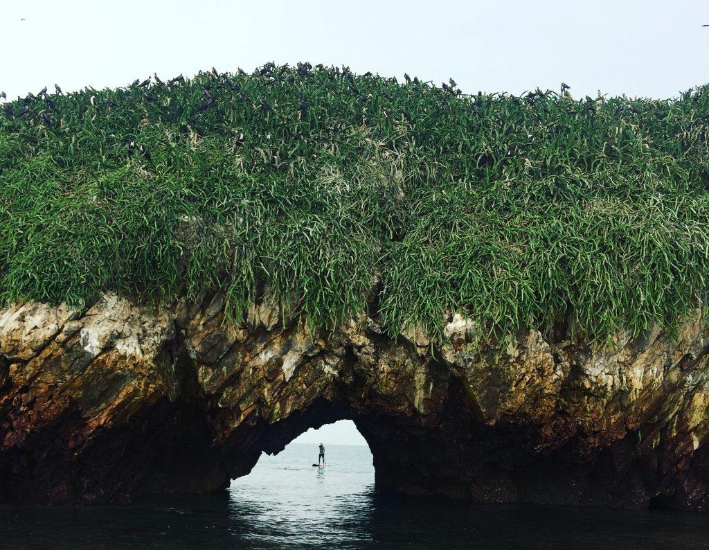 Panama Farallon Island Advanced Island SUP Tour
