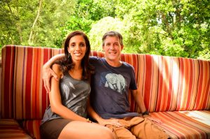 SUP Vacation and Yoga Retreat Instructors - Sean Davis and Ayesha Irani Davis