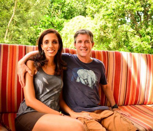 SUP Vacation and Yoga Retreat Instructors - Sean Davis and Ayesha Irani Davis