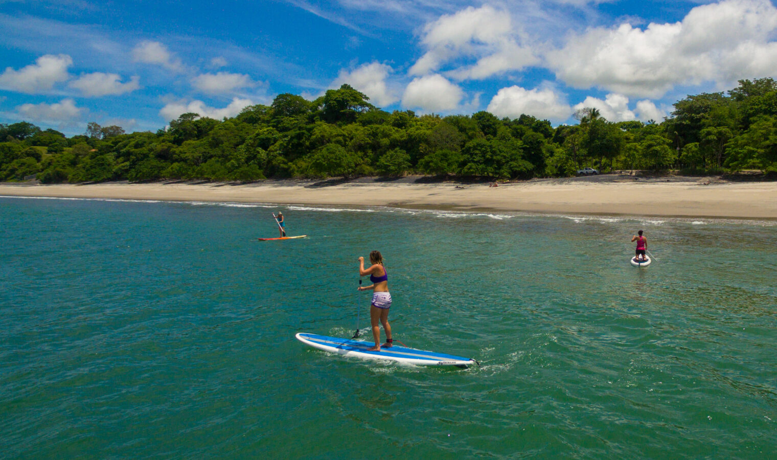 Beautiful Tropical Beaches of Panama